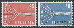 1957 EUROPA SVIZZERA MNH ** - EU8824 - Europa-CEPT
