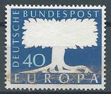 1957 EUROPA USATO GERMANIA 40 P - EV - Europa-CEPT