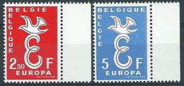 1958 EUROPA BELGIO MNH ** - EU8824 - Europa-CEPT
