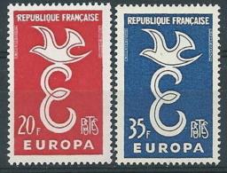 1958 EUROPA FRANCIA MNH ** - EU8824 - Europa-CEPT