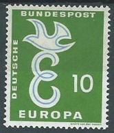 1958 EUROPA GERMANIA 10 P MH * - EV - Europa-CEPT
