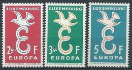 1958 EUROPA LUSSEMBURGO MNH ** - EU8824 - Europa-CEPT