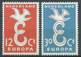 1958 EUROPA OLANDA MNH ** - EV - Europa-CEPT