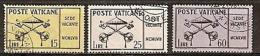 1958 VATICANO USATO SEDE VACANTE - RR5351 - Oblitérés