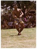 (200) Tonga - Knife Dancer - Tonga