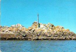 Le Diben En Plougasnou Monument Aux Marins Bretons Des F N F L  CPM Ou CPSM - France
