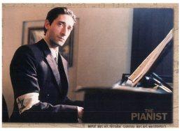 (825) Australia - AVANTI Card - The Pianist - Movie - Musique Et Musiciens