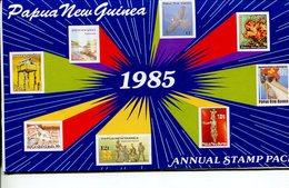 (999) Papua New Guinea Mint Stamp Presentation Pack 1985 (all Mint Stamps - Papua New Guinea