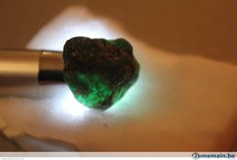 Belle émeraude Naturelle. 36,35 Carat De Colombie - Emerald