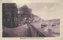 33)   MONTIGNAC   Sur  VEZERE  -  Le Jardin Public - Autres Communes