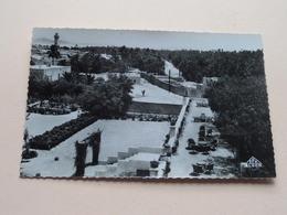 BOU SAADA La Terrasse De H'Hôtel Transatlantique ( 8 ) Anno 19?? ( Zie Foto's ) ! - M'Sila