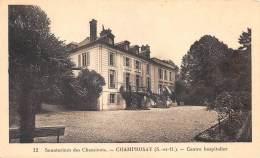 ESSONNE  91  DRAVEIL  CHAMPROSAY  SANATORIUM DES CHEMINOTS  - CENTRE HOSPITALIER - Draveil