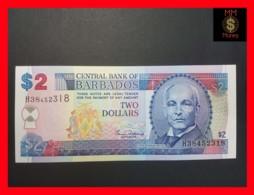 BARBADOS 2 $ 2000 P. 60   UNC - Barbados