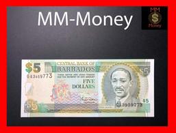 BARBADOS 5  $ 2000 P. 61  UNC - Barbados