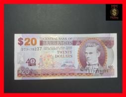 BARBADOS 20 $  2012  P. 72  *COMMEMORATIVE* UNC - Barbados