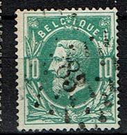 30  Obl  LP 83 Ciney  +3 - 1869-1883 Léopold II