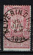 69  Obl  Alveringhem  + 8 - 1894-1896 Ausstellungen