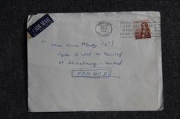 Lettre D'AUSTRALIE ( INNISFAIL) Vers FRANCE - 1966-79 Elizabeth II
