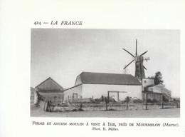 1952 - Héliogravure - Isse (Marne) - Une Ferme - FRANCO DE PORT - Unclassified
