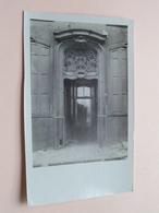 Porte Rue Des TANNEURS 73 à BRUXELLES ( N° 37 ) 19?? ( Zie Foto's ) Photo > No Card ! - Fotografie