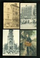 Beau Lot De 60 Cartes Postales De Belgique  La Côte  Blankenberge     Mooi Lot Van 60 Postkaarten Van België - 60 Scans - Ansichtskarten
