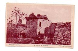 Safita -le Donjon- Voir état - Cartes Postales