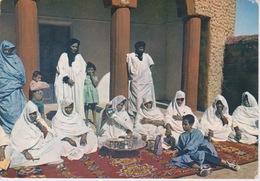 REPUBLIQUE ISLAMIQUE DE MAURITANIE - L'HEURE DU THÉ - Mauretanien