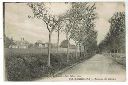 CAISSARGUES - Avenue De Nîmes - Bon état - Otros Municipios