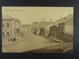Haine-St-Paul Adolphe Caffet - La Louvière