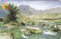 OMAN(GPT) - Wadi Dayqah, CN : 53OMNB, 02/01, Used - Oman