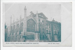 Royal South Hants And Southampton Hospital - Southampton