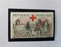 Timbre 1918 Au Profit De La Croix Rouge Sans Charnière , Neuf Excellent état (Y&T 156) - Francia
