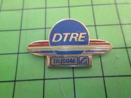1218c Pin's Pins / Rare Et De Belle Qualité / FRANCE TELECOM / DTRE - Administrations