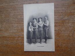 Carte Assez Rare , Famille Robba - Circus
