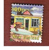 NUOVA ZELANDA (NEW ZEALAND) - SG 2322  -  2000 KIWIANA: BACH ON CRIB -  USED° - Nuova Zelanda