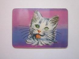 3d Lenticular Calendar Stereo Cat - Calendars