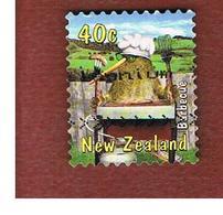 NUOVA ZELANDA (NEW ZEALAND) - SG 2323  -  2000 KIWIANA: BARBECUE -  USED° - Nuova Zelanda