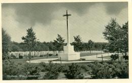 Holten; Canadian Cemetery W.W. II - Canadese Begraaplaats W.O. II - Gelopen. (Foka) - Holten