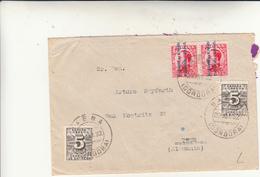 Baema, Cordoba To Thur Germania. Cover 1932 - 1931-50 Storia Postale