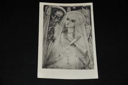 851- Jan Toorop, Advent - Zonder Classificatie