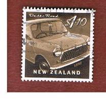 NUOVA ZELANDA (NEW ZEALAND) - SG 2331  -  2000 ON THE ROAD: MORRIS MINI MK II  -  USED° - New Zealand