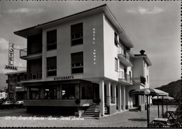! Mod. Ansichtskarte Riva , Garda, Hotel Ambra - Italia