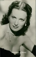 AK Maureen O'Hara, Ca. 1940/50er Jahre (31075) - Actores