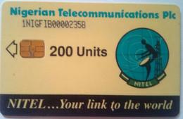 1NIGF 200 Units (large Control Number) - Nigeria