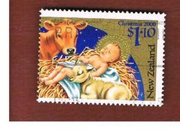 NUOVA ZELANDA (NEW ZEALAND) - SG 2355  -  2000   CHRISTMAS: JESUS IN MANGER                   -  USED° - New Zealand