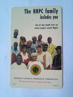 1NAUF 80 Unys Nigerian National Petroleum - Nigeria