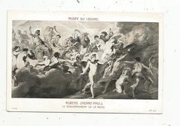 Cp , Arts ,peinture & Tableaux , Rubens ,le Gouvernement De La Reine , Vierge - Pittura & Quadri
