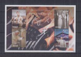 E142. Grenada - MNH - Famous People - Pope - John Paul II - 2014 - Beroemde Personen