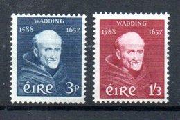 Irlande  /  N 134 Et 135 / NEUFS Avec Trace De Charnière - 1949-... République D'Irlande