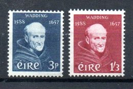 Irlande  /  N 134 Et 135 / NEUFS Avec Trace De Charnière - 1949-... Republic Of Ireland